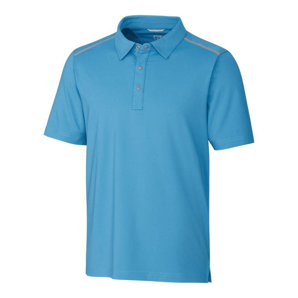 カッターバック メンズ ゴルフ トップス 【サイズ交換無料】 カッターバック Cutter  Buck メンズ ゴルフ ポロシャツ トップス【Fusion Golf Polo】Chambers