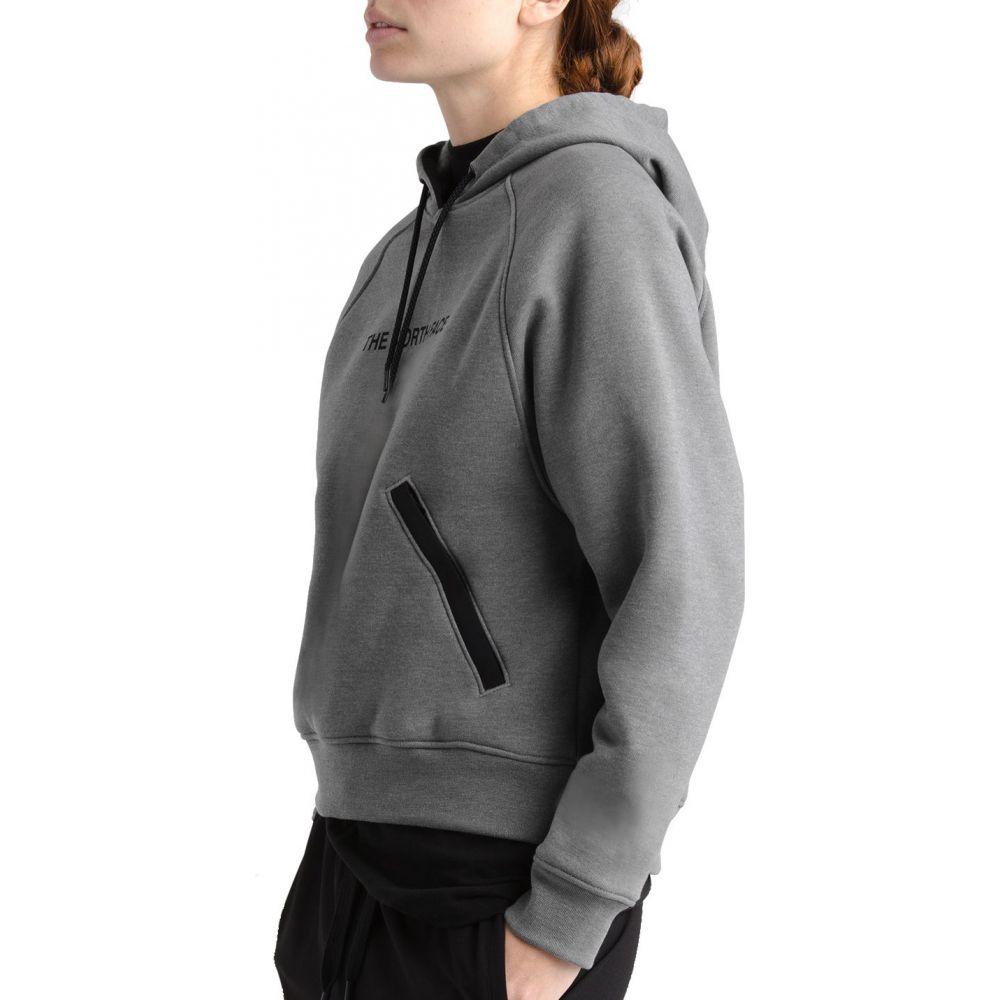 ザ ノースフェイス The North Face レディース パーカー トップス【Graphic Pullover Hoodie】Tnf Medium Grey Heather