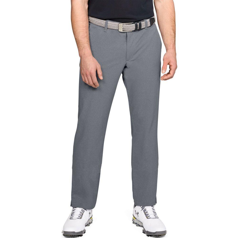 アンダーアーマー Under Armour メンズ ゴルフ ボトムス・パンツ【Showdown Vented Golf Pants】Zinc Gray