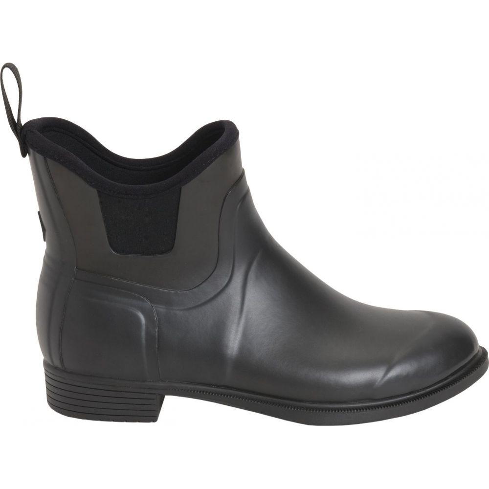 マックブーツ Muck Boots レディース ブーツ ダービーシューズ シューズ・靴【Derby Waterproof Riding Boots】Black