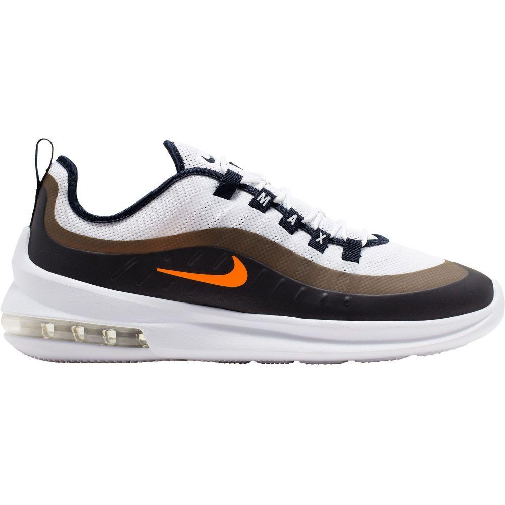 ナイキ Nike メンズ スニーカー エアマックス シューズ・靴【Air Max Axis Shoes】White/Orange