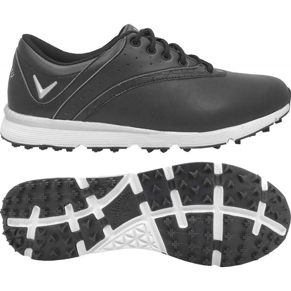 キャロウェイ Callaway レディース ゴルフ シューズ・靴【Pacifica Golf Shoes】Black