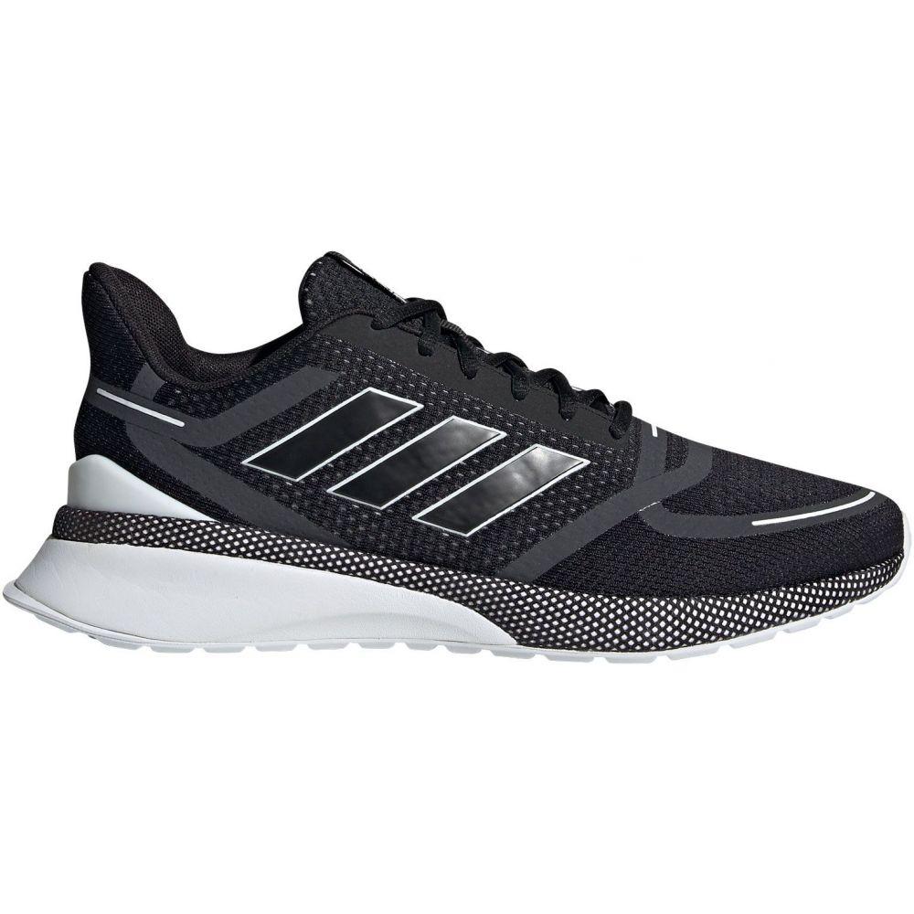 アディダス adidas メンズ ランニング・ウォーキング シューズ・靴【Nova Run Running Shoes】Black/White