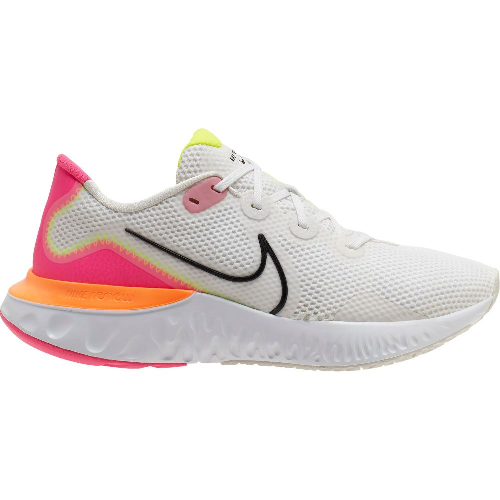ナイキ Nike レディース ランニング・ウォーキング シューズ・靴【Renew Run Running Shoes】Black/White/Pink