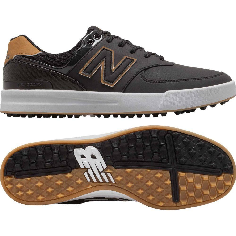 ニューバランス New Balance メンズ ゴルフ シューズ・靴【574 Greens Golf Shoes】Black