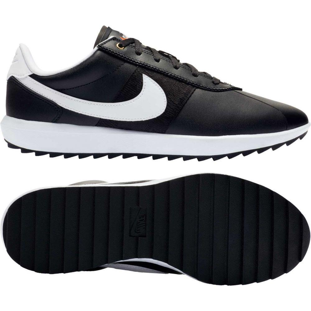 ナイキ Nike レディース ゴルフ シューズ・靴【Cortez G Golf Shoes】Black/White