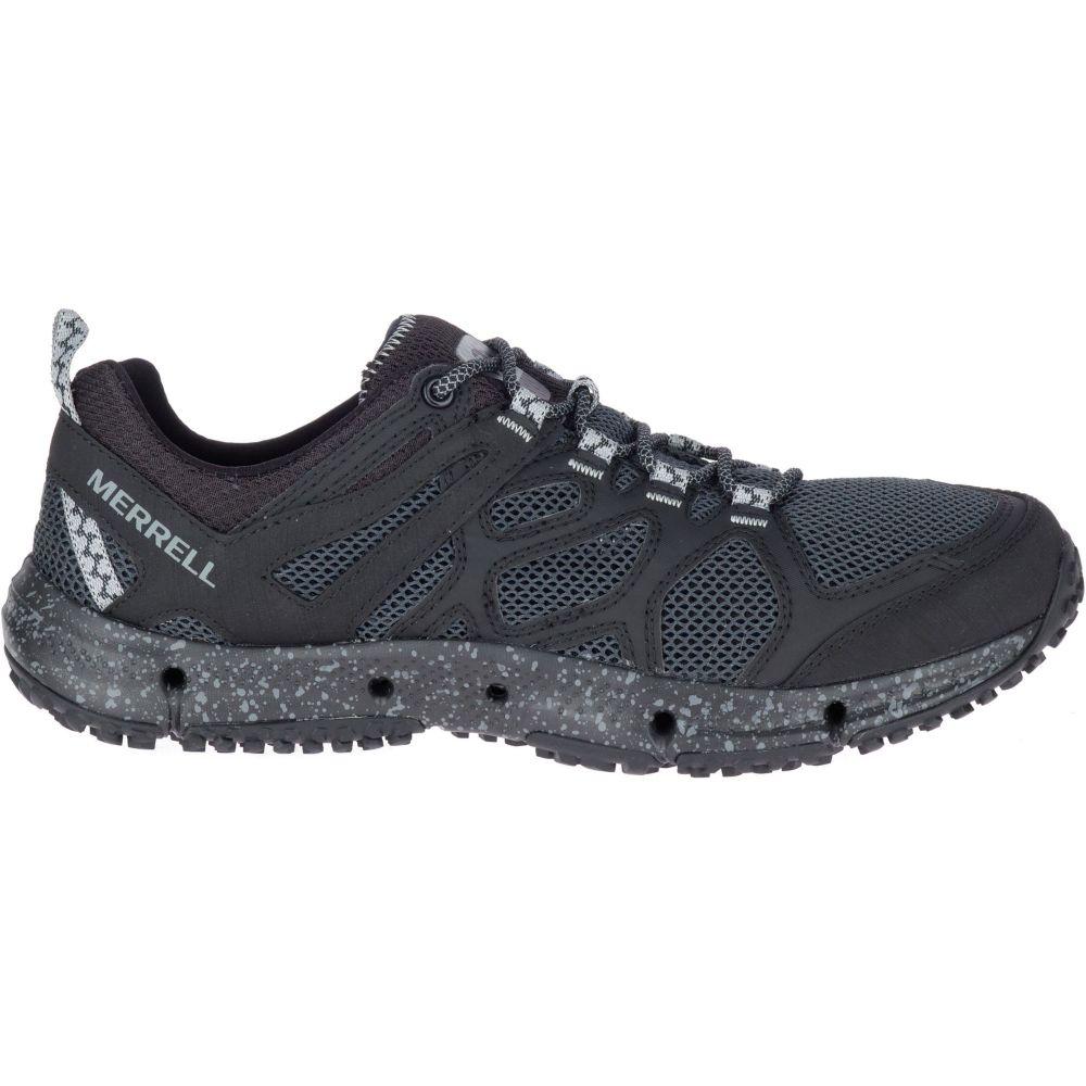 メレル Merrell メンズ ハイキング・登山 シューズ・靴【Hydrotrekker Hiking Shoes】Black