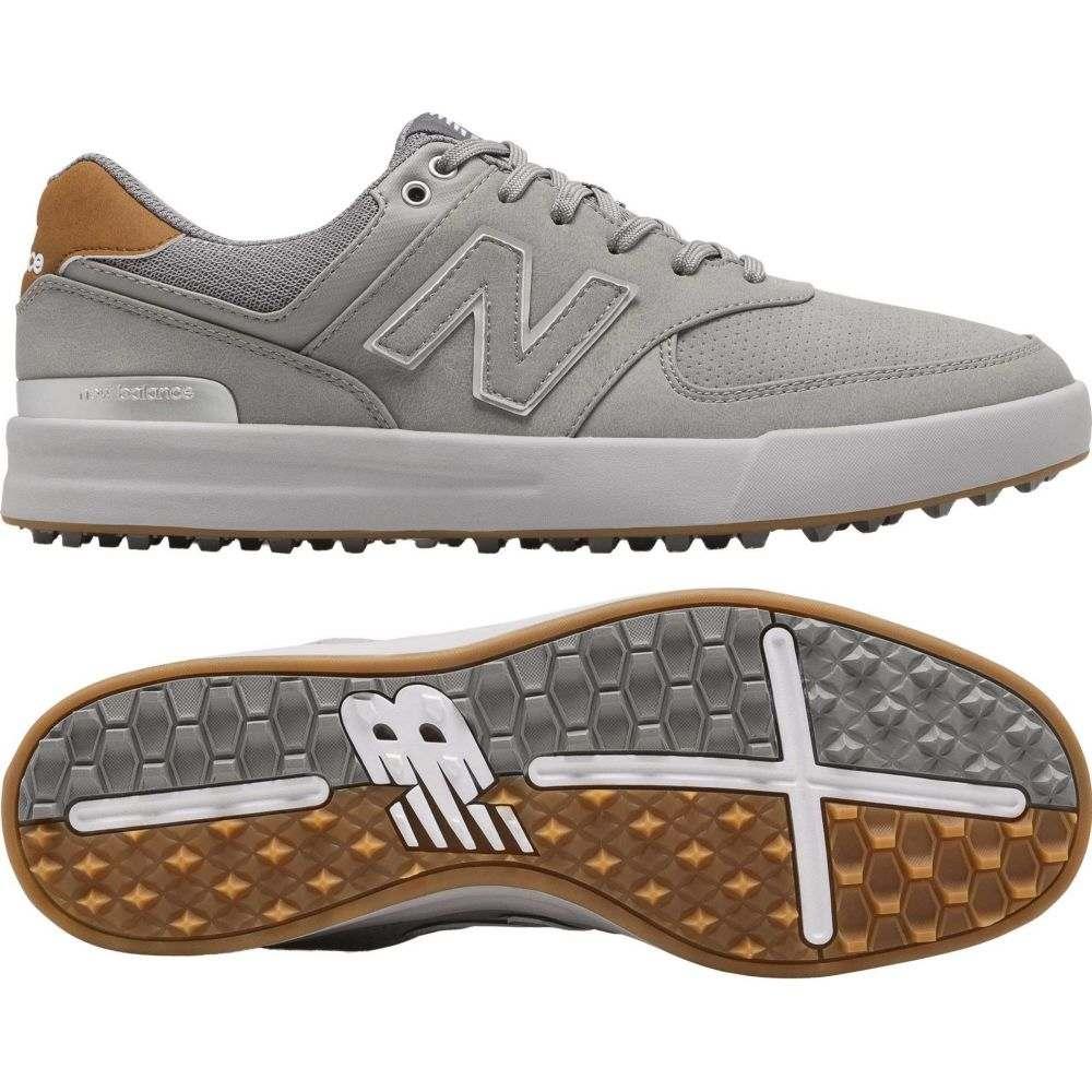 ニューバランス New Balance メンズ ゴルフ シューズ・靴【574 緑s Golf Shoes】グレー