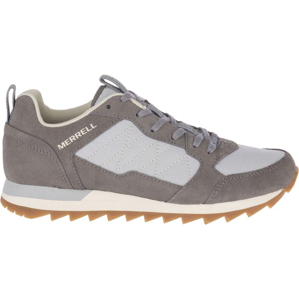 メレル Merrell レディース シューズ・靴 【Alpine Sneaker Shoes】Charcoal