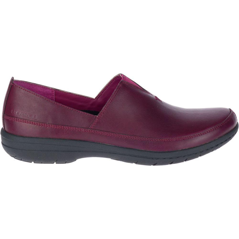 メレル Merrell レディース シューズ・靴 【Encore Kassie Moc Casual Shoes】Beet Red