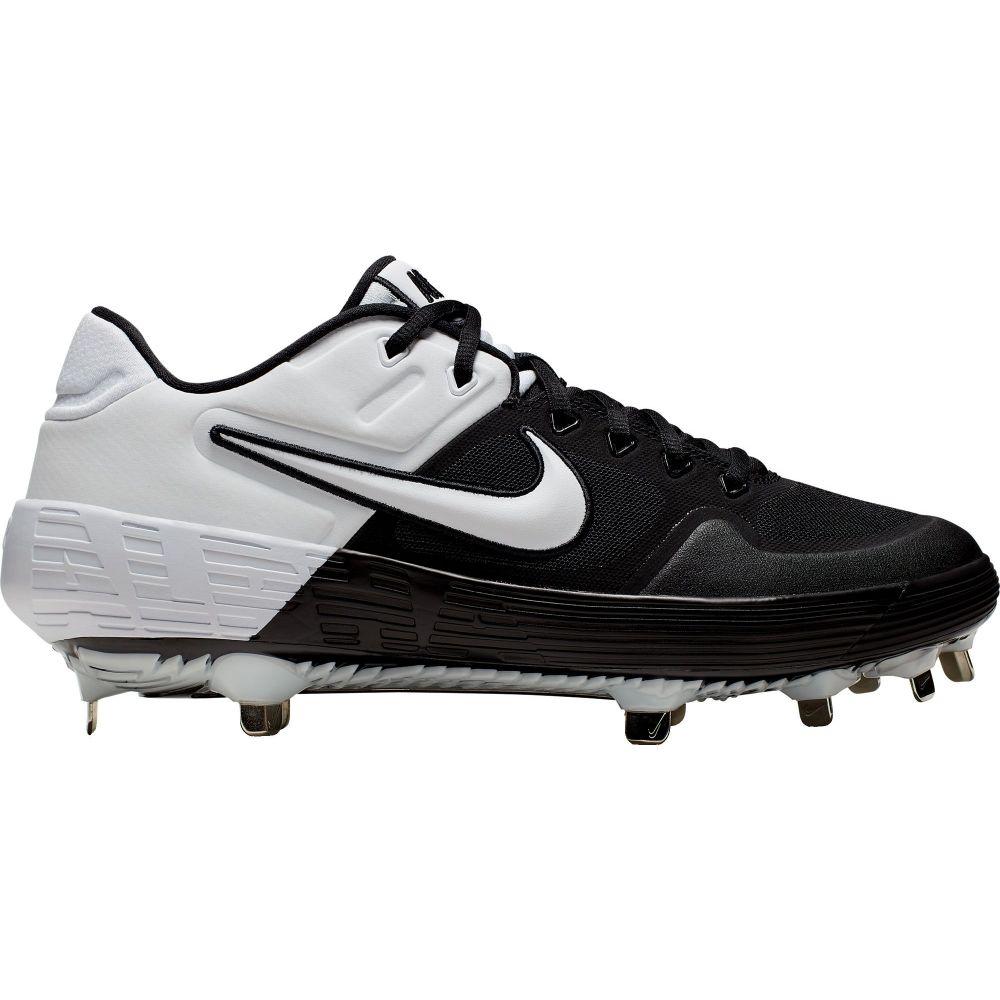 ナイキ Nike メンズ 野球 スパイク シューズ・靴【Alpha Huarache Elite 2 Metal Baseball Cleats】Black/White