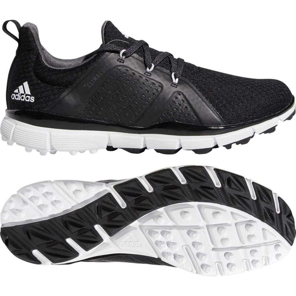 アディダス adidas レディース ゴルフ シューズ・靴【climacool Cage Golf Shoes】Black/White