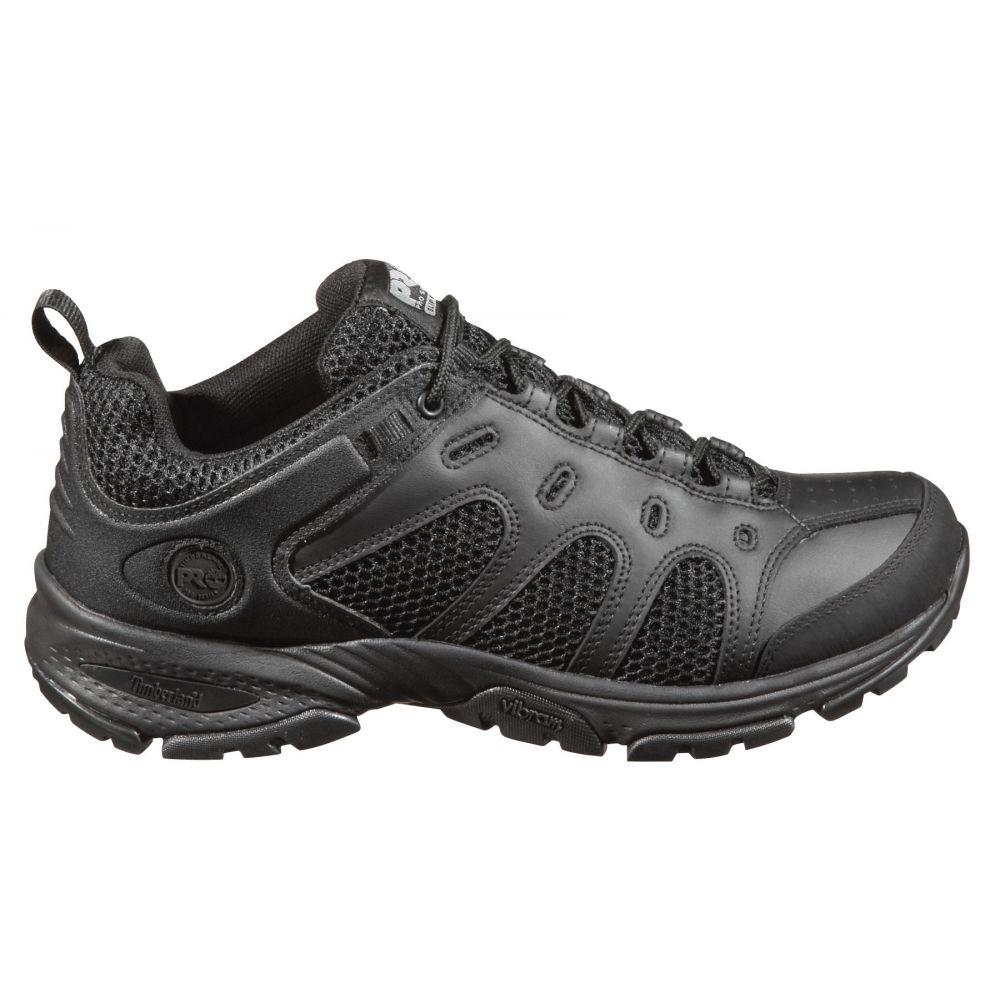 ティンバーランド Timberland メンズ シューズ・靴 【PRO Valor Newmarket Work Shoes】Black