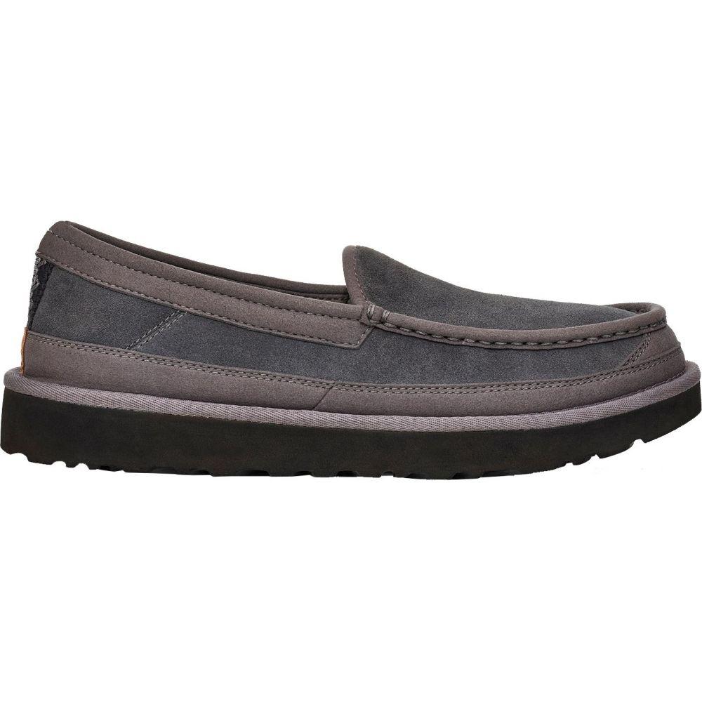 アグ UGG メンズ シューズ・靴 【Dex Casual Shoes】Dark Grey