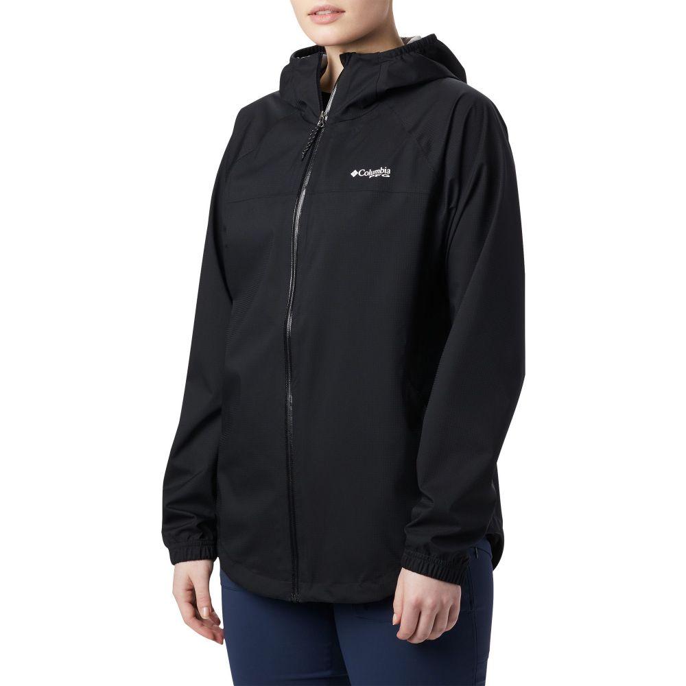 コロンビア Columbia レディース ジャケット アウター【Tamiami Hurricane Jacket】Black