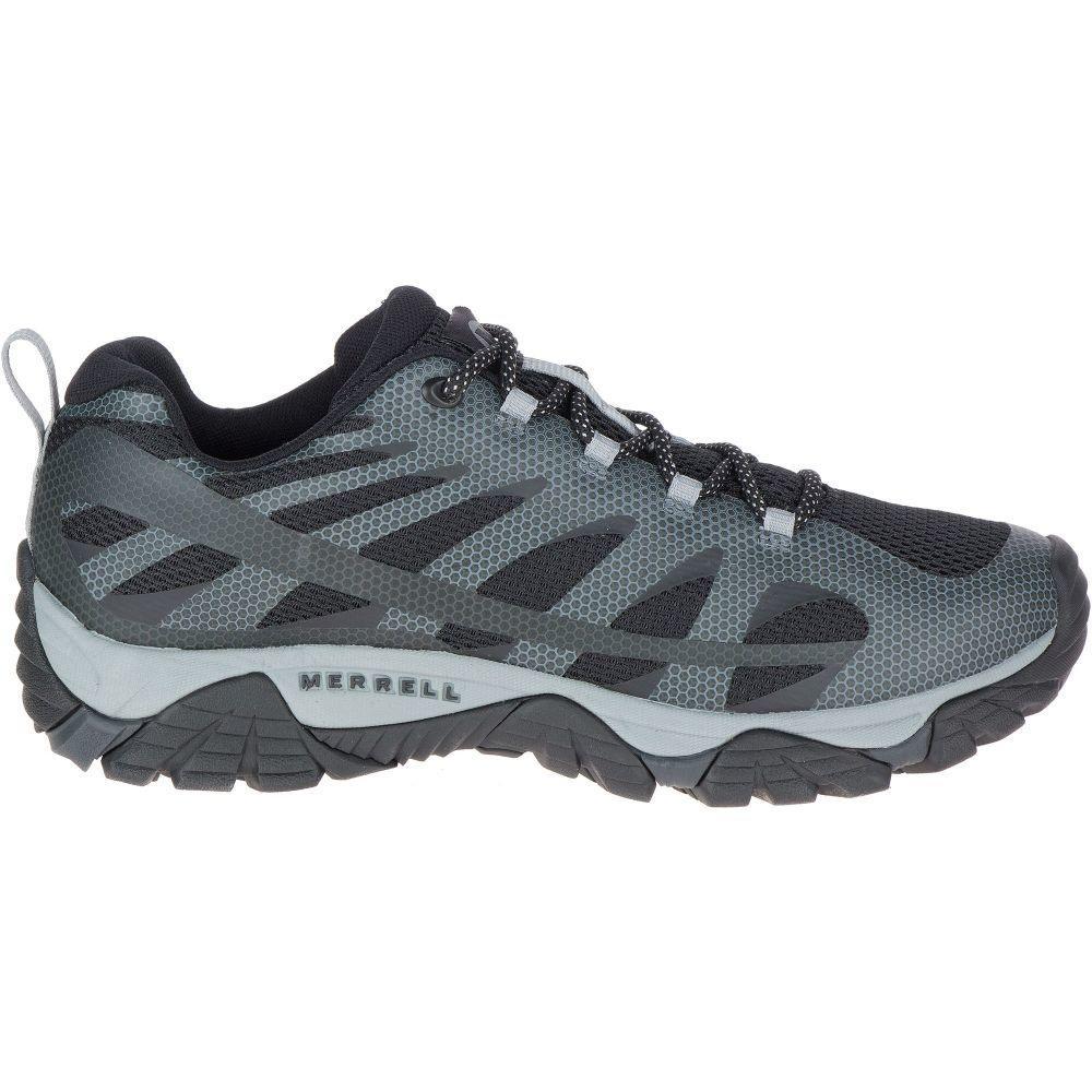 メレル Merrell メンズ ハイキング・登山 シューズ・靴【Moab Edge 2 Hiking Shoes】Black