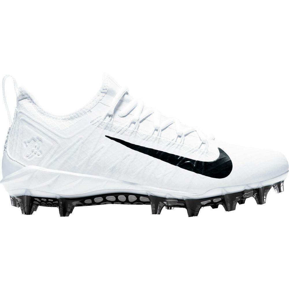 ナイキ Nike メンズ ラクロス スパイク シューズ・靴【Alpha Huarache 7 Pro Lacrosse Cleats】White/Black