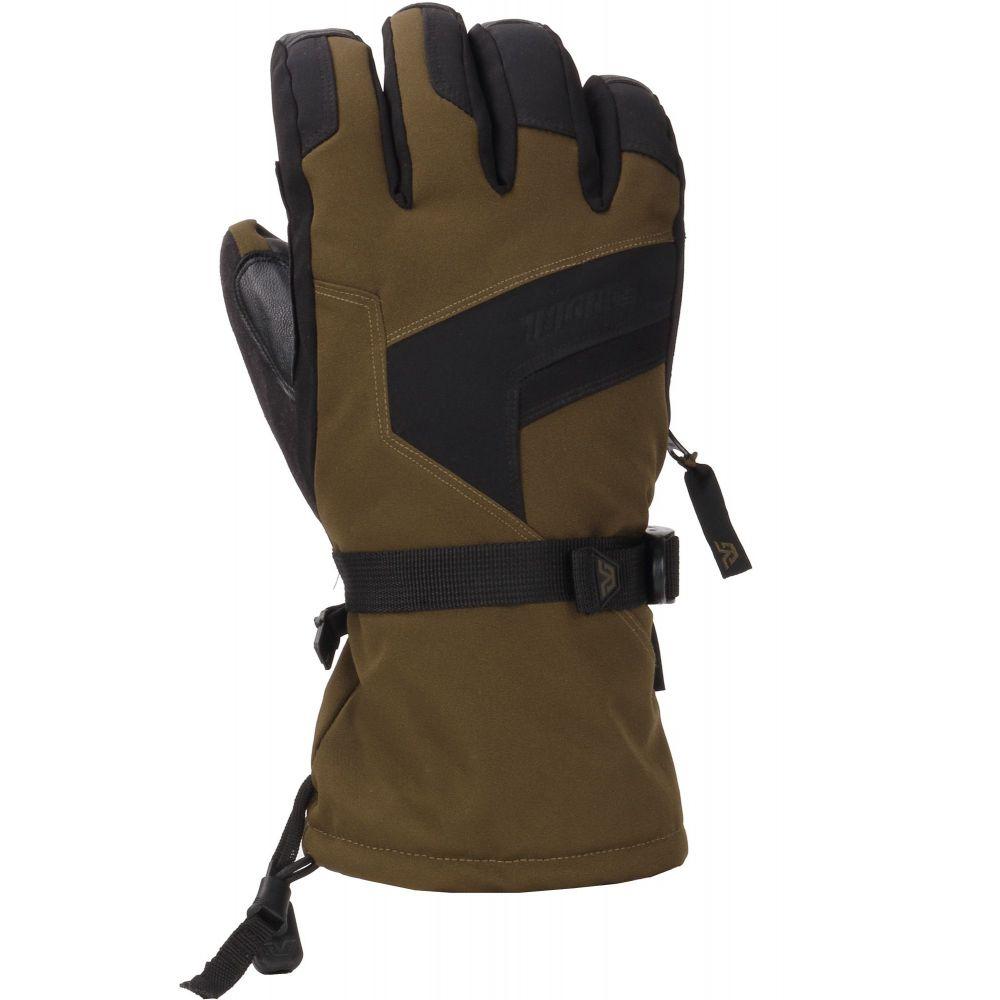 ゴルディーニ Gordini メンズ 手袋・グローブ 【Goose GORE-TEX Gloves】Dark Olive