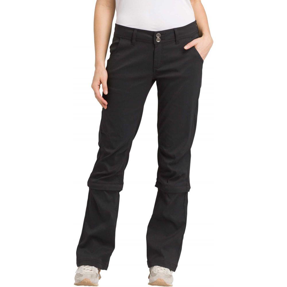 プラーナ prAna レディース ボトムス・パンツ 【Halle Convertible Pants】Black