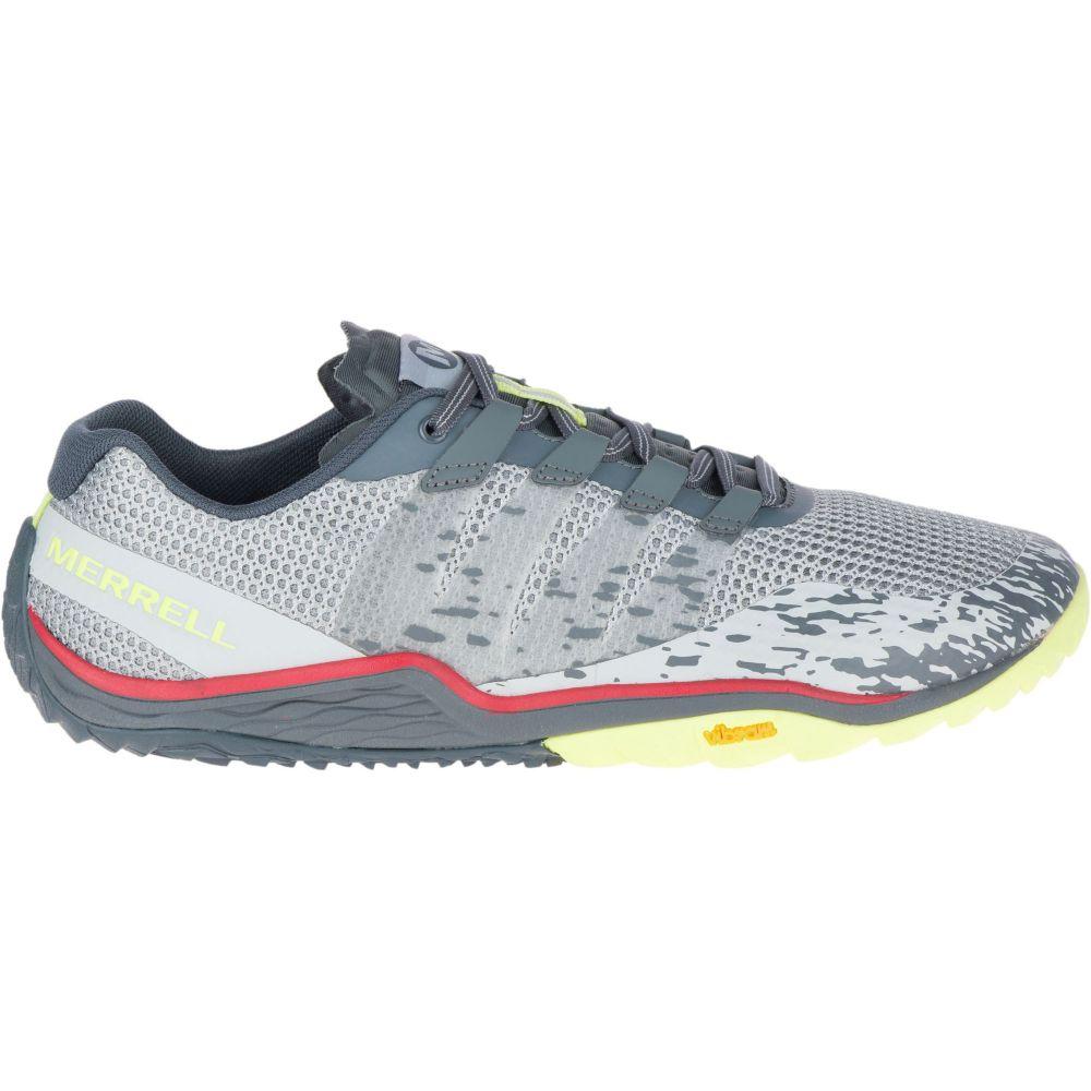 メレル Merrell メンズ ランニング・ウォーキング シューズ・靴【Trail Glove 5 Trail Running Shoes】Grey