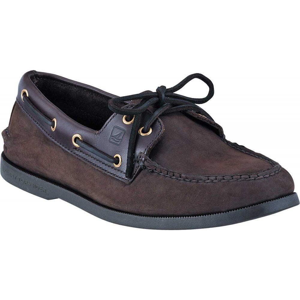 スペリー Sperry Top-Sider メンズ デッキシューズ シューズ・靴【Authentic Original Boat Shoes】Buck Brown