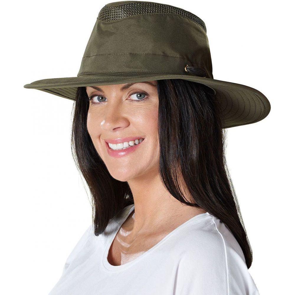 ティリー Tilley メンズ 帽子 【Airflo Hat】Olive