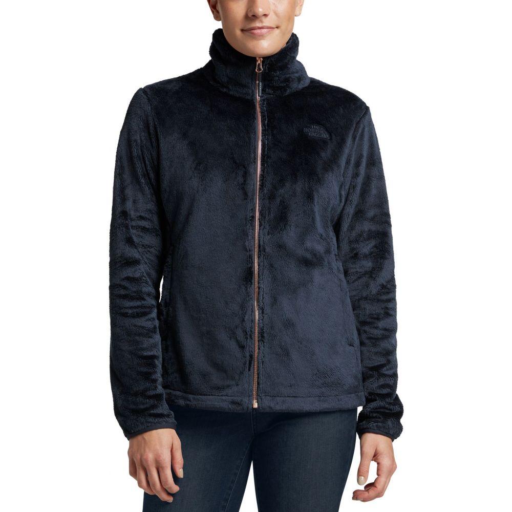 ザ ノースフェイス The North Face レディース フリース トップス【Osito Fleece Jacket】Urban Navy/Rose Gold Zip