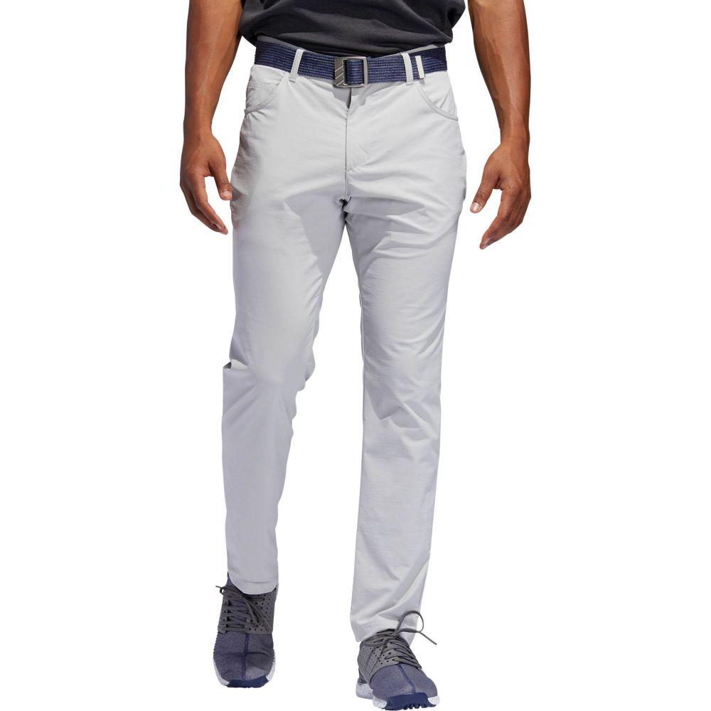 アディダス adidas メンズ ゴルフ ボトムス・パンツ【Adicross Slim 5 Pocket Golf Pants】Grey Two