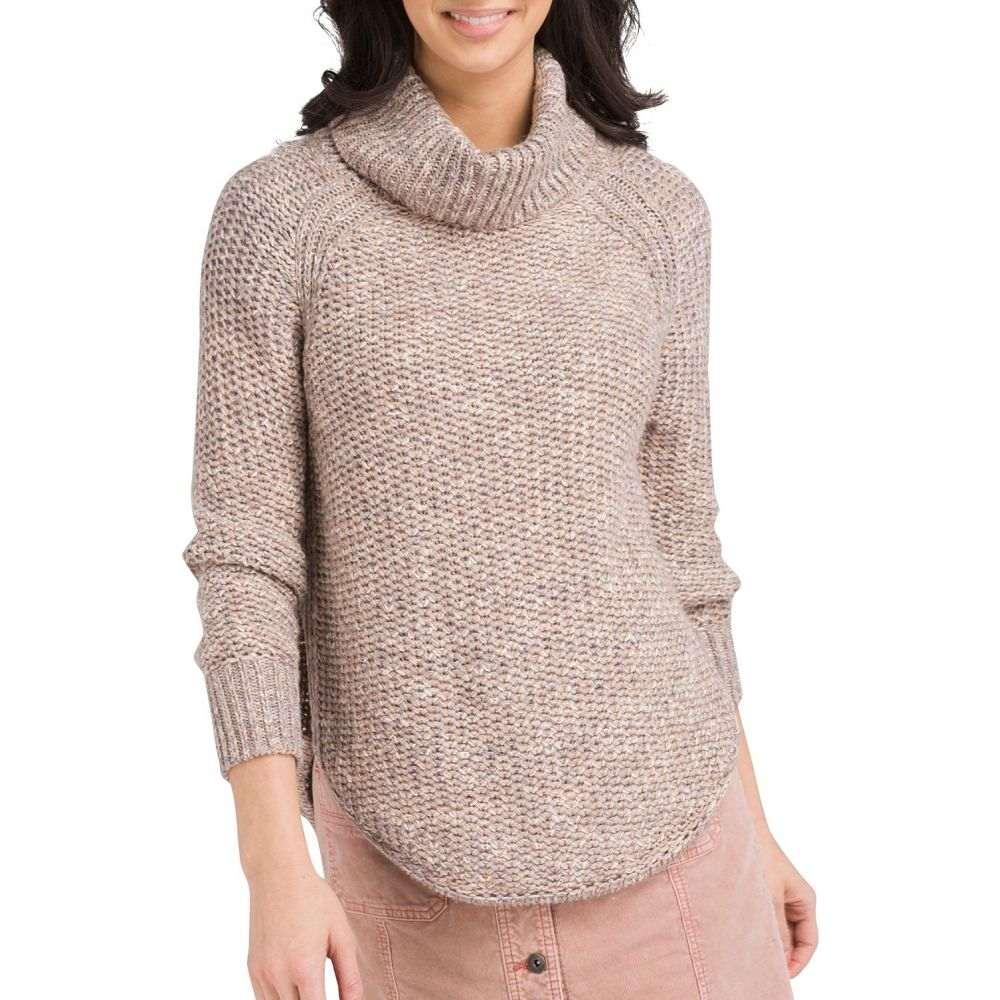 プラーナ prAna レディース ニット・セーター トップス【Callisto Sweater】Oatmeal