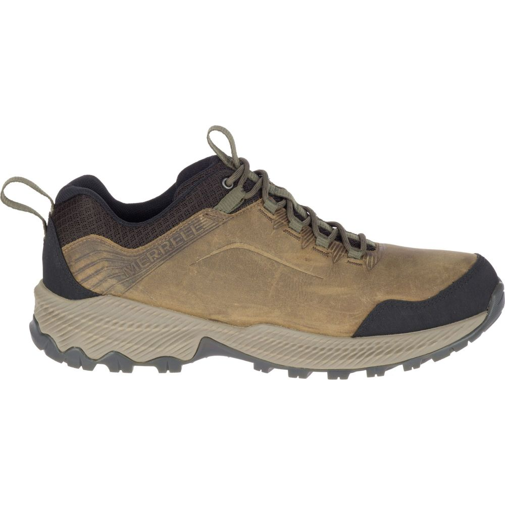 メレル Merrell メンズ ハイキング・登山 シューズ・靴【Forestbound Low Waterproof Hiking Shoes】Cloudy