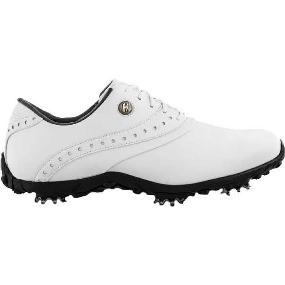 フットジョイ FootJoy レディース ゴルフ シューズ・靴【LoPro Golf Shoes】White