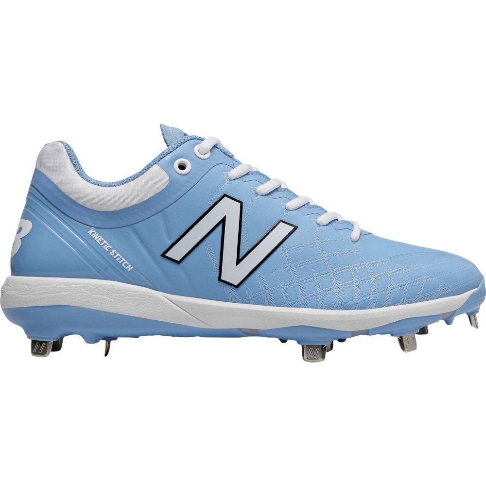 ニューバランス New Balance メンズ 野球 スパイク シューズ・靴【4040 v5 Metal Baseball Cleats】Blue/White