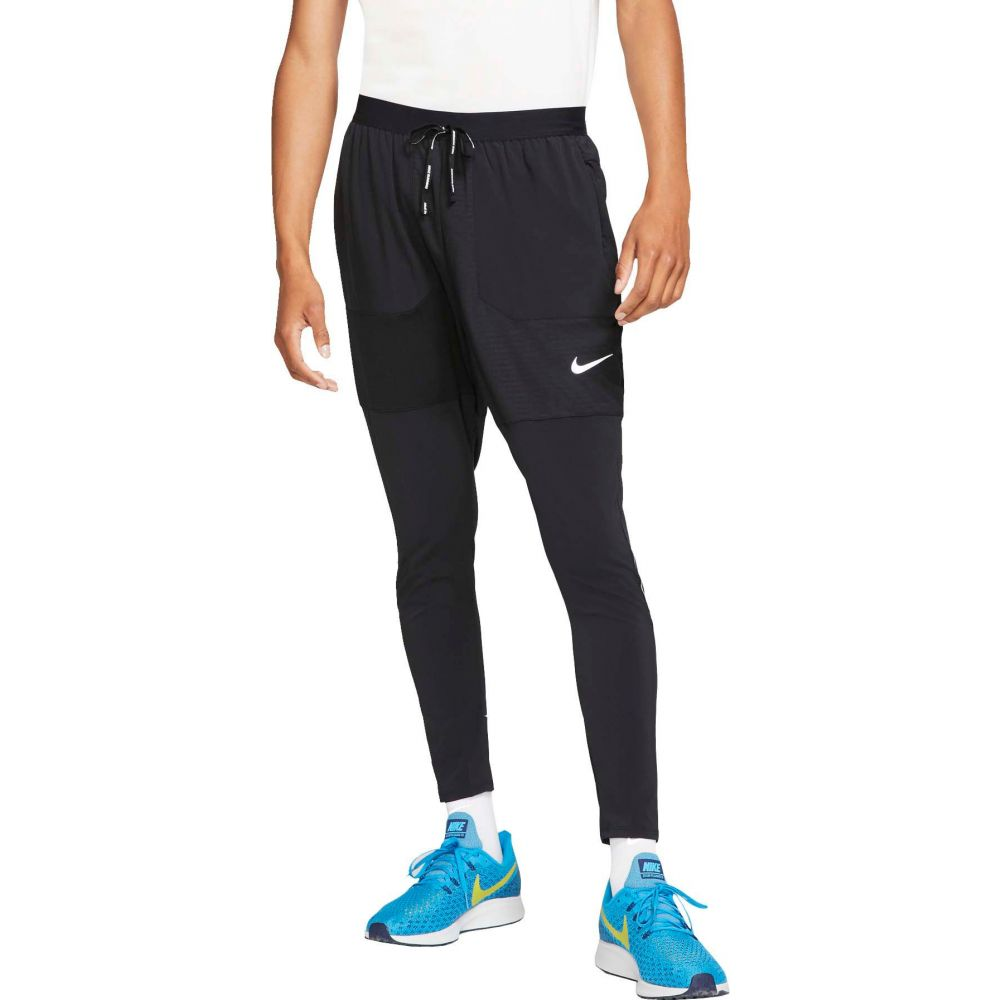 ナイキ Nike メンズ ランニング・ウォーキング ボトムス・パンツ【Phenom Running Pants】Black/Reflective Silv
