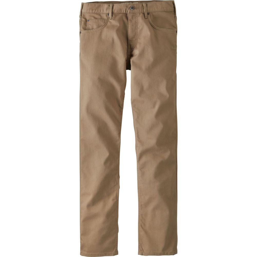 パタゴニア Patagonia メンズ ボトムス・パンツ 【Performance Twill Pants】Mojave Khaki