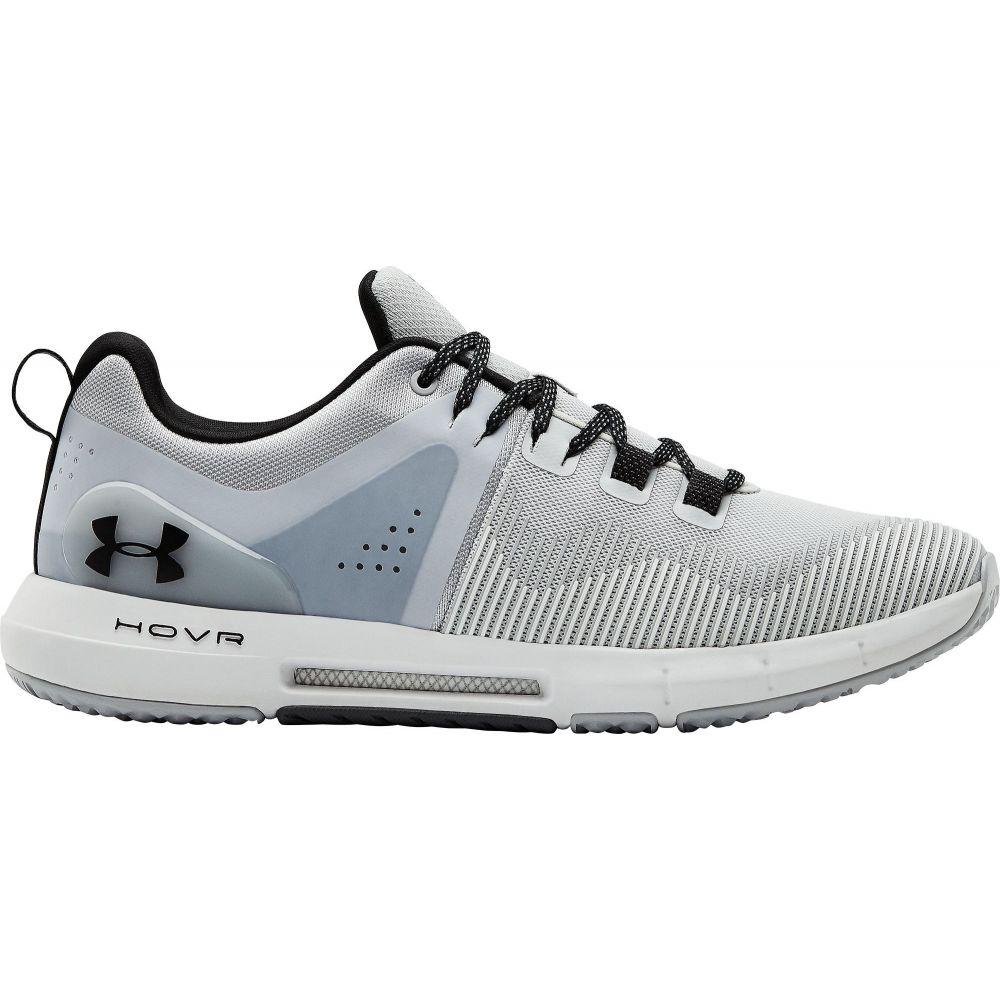 アンダーアーマー Under Armour メンズ フィットネス・トレーニング シューズ・靴【HOVR Rise Training Shoes】Grey/White