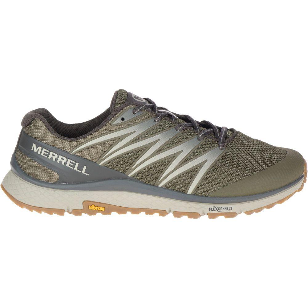 メレル Merrell メンズ ランニング・ウォーキング シューズ・靴【Bare Access XTR Trail Running Shoes】Olive