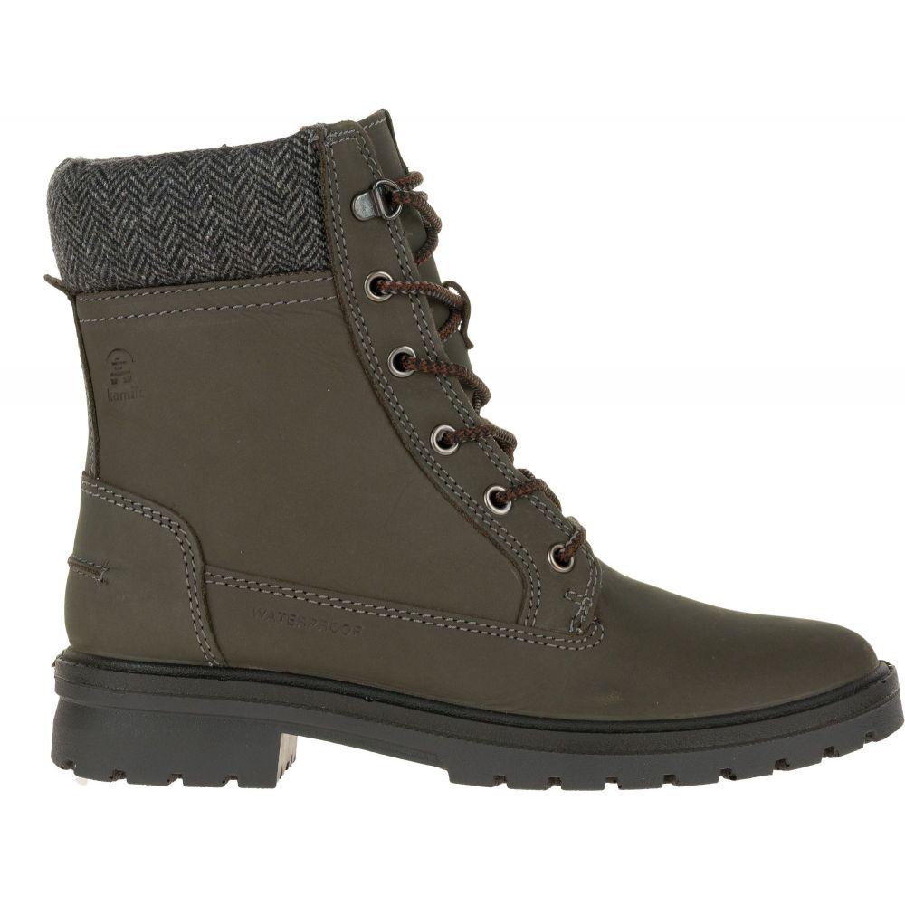 カミック Kamik レディース ブーツ ウインターブーツ シューズ・靴【Rogue 200g Winter Boots】Mid Grey