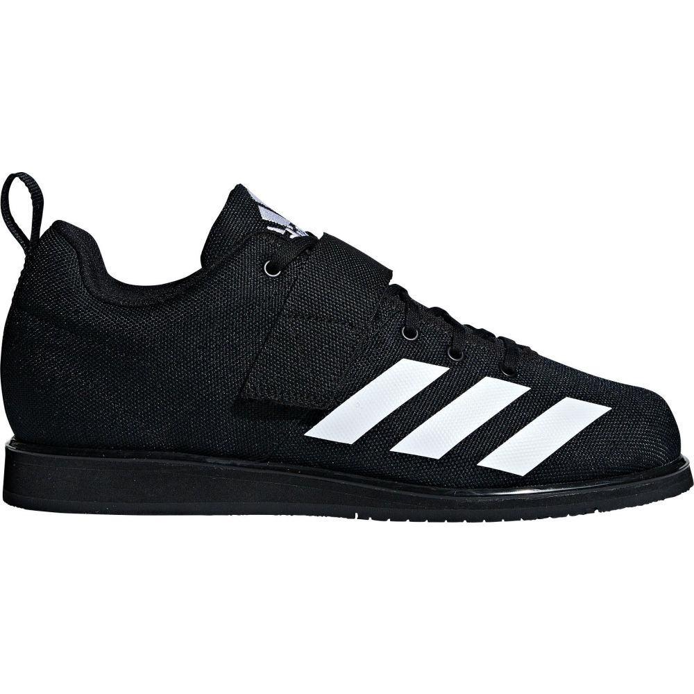 アディダス adidas メンズ フィットネス・トレーニング シューズ・靴【Powerlift 4 Training Shoes】White/Black