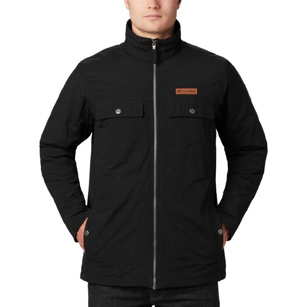 コロンビア Columbia メンズ ジャケット アウター【Wheeler Lodge Casual Jacket】Black
