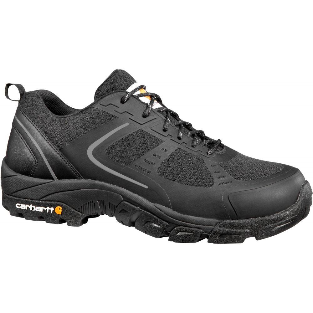 カーハート Carhartt メンズ シューズ・靴 【Lightweight Low Oxford Steel Toe Work Shoes】Black