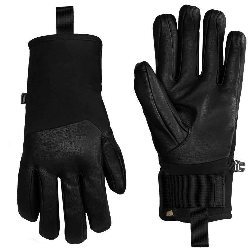 ザ ノースフェイス The North Face ユニセックス 手袋・グローブ 【Adult Leather II Solo Gloves】TNF Black