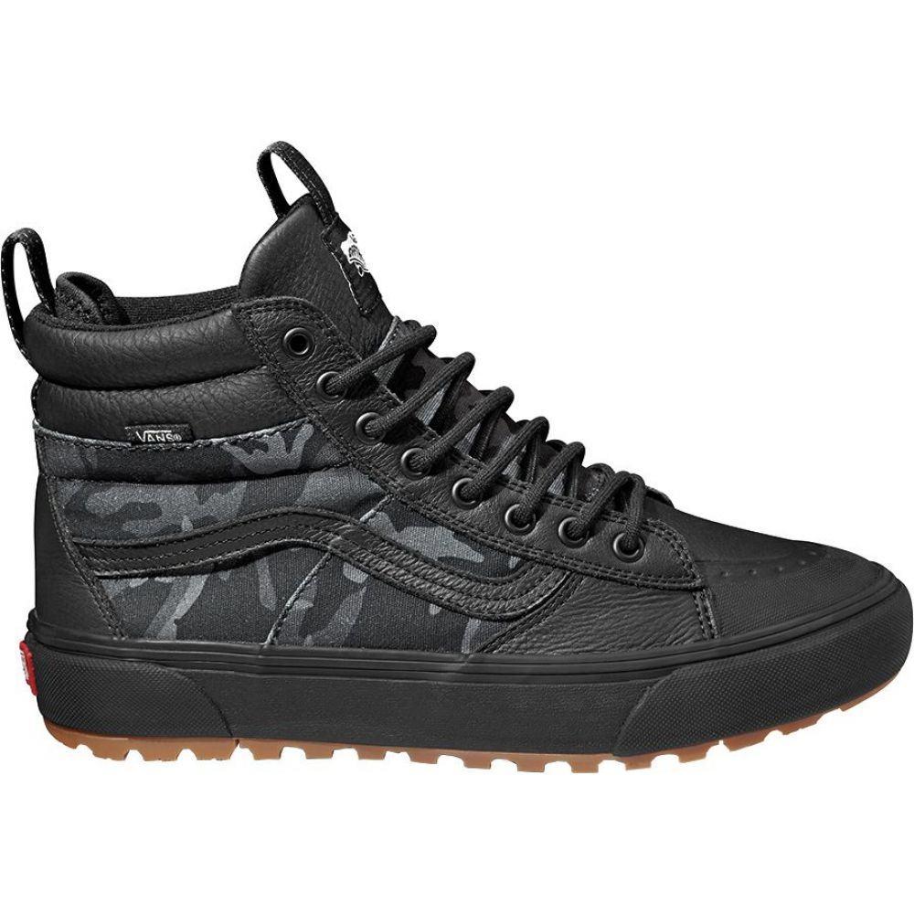 ヴァンズ Vans メンズ スニーカー シューズ・靴【SK8-Hi MTE 2.0 DX Shoes】Woodland Camo/Black