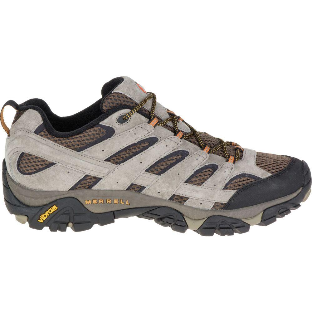 メレル Merrell メンズ ハイキング・登山 シューズ・靴【Moab 2 Ventilator Hiking Shoes】Walnut