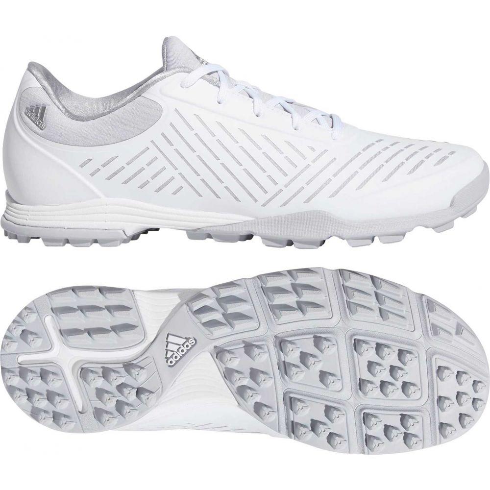 アディダス adidas レディース ゴルフ シューズ・靴【adipure Sport 2.0 Golf Shoes】White/Onix