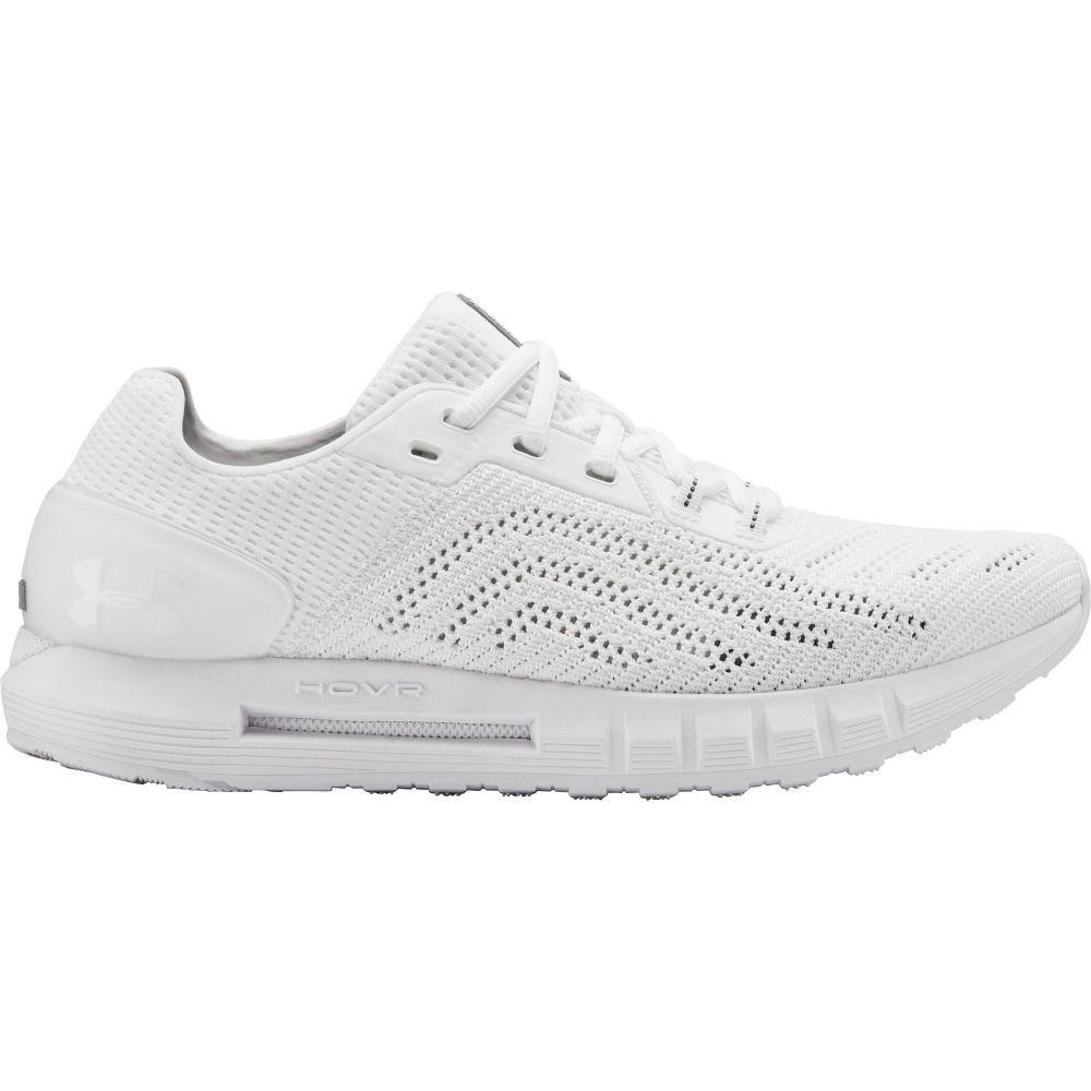 アンダーアーマー Under Armour メンズ ランニング・ウォーキング シューズ・靴【HOVR Sonic 2 Running Shoes】White/White