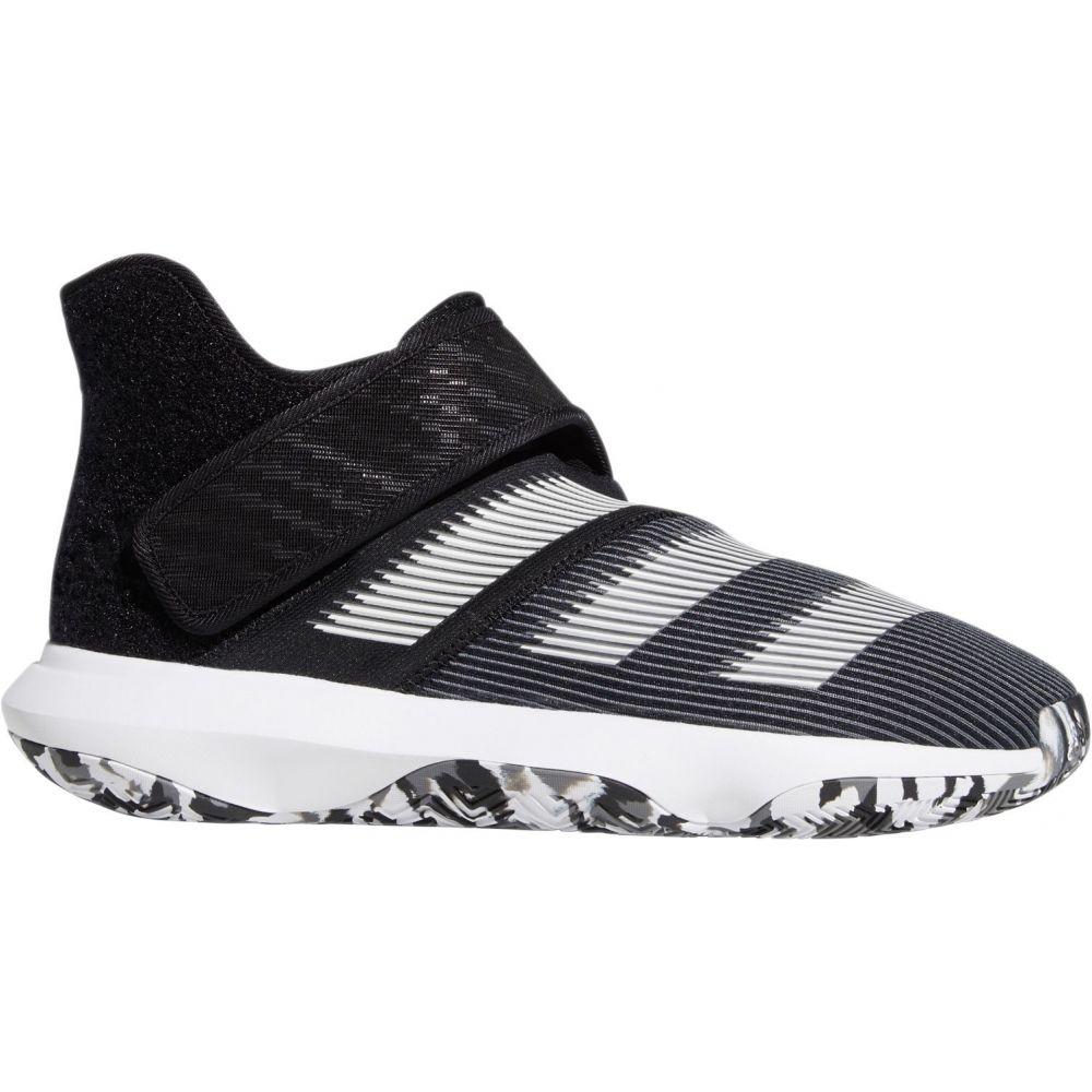 アディダス adidas メンズ バスケットボール シューズ・靴【Harden B/E 3 Basketball Shoes】Black/White/Grey