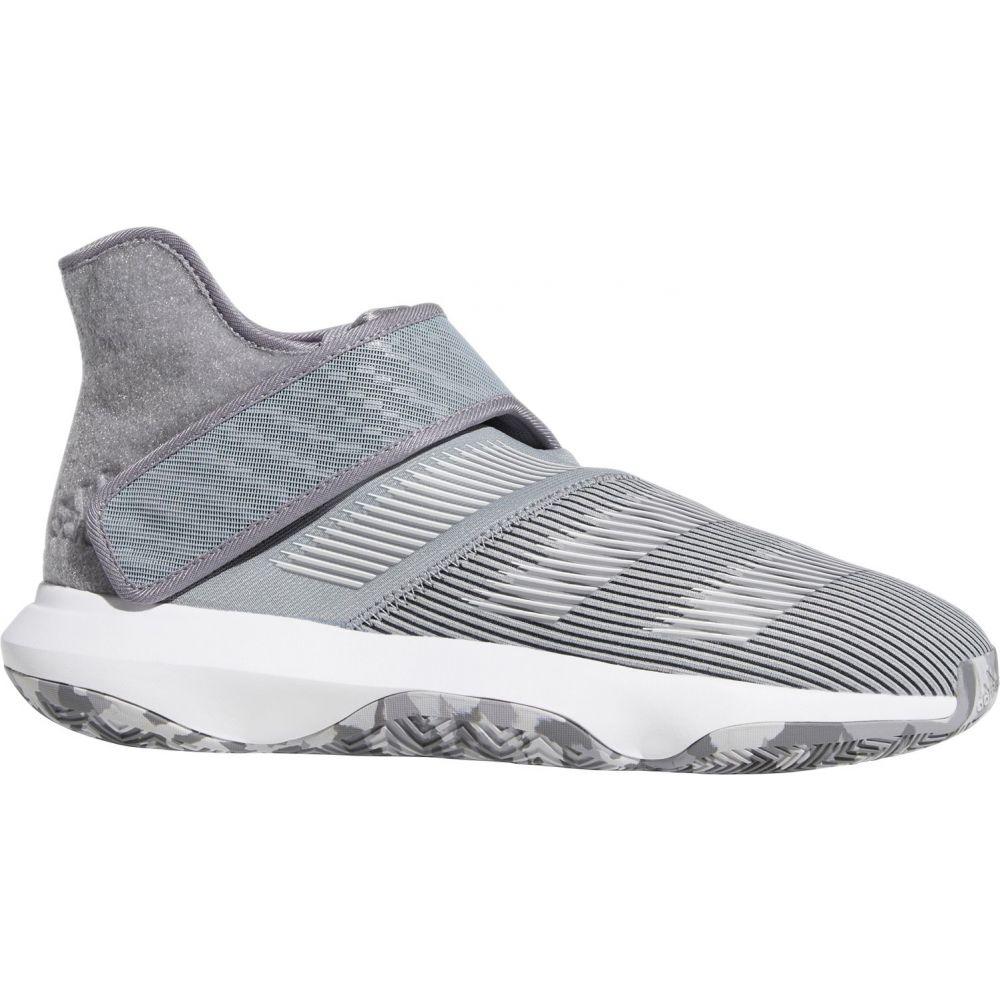 アディダス adidas メンズ バスケットボール シューズ・靴【Harden B/E 3 Basketball Shoes】Grey/White/Black
