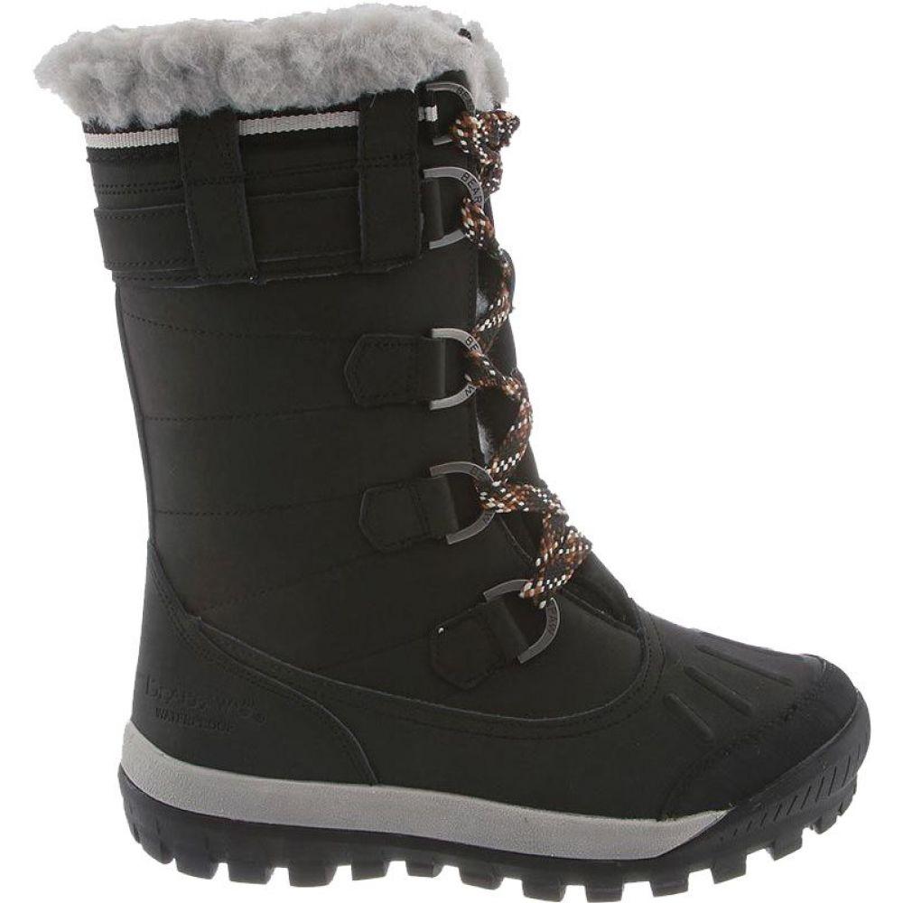 ベアパウ BEARPAW レディース ブーツ ウインターブーツ シューズ・靴【Desdemona Waterproof Winter Boots】Black