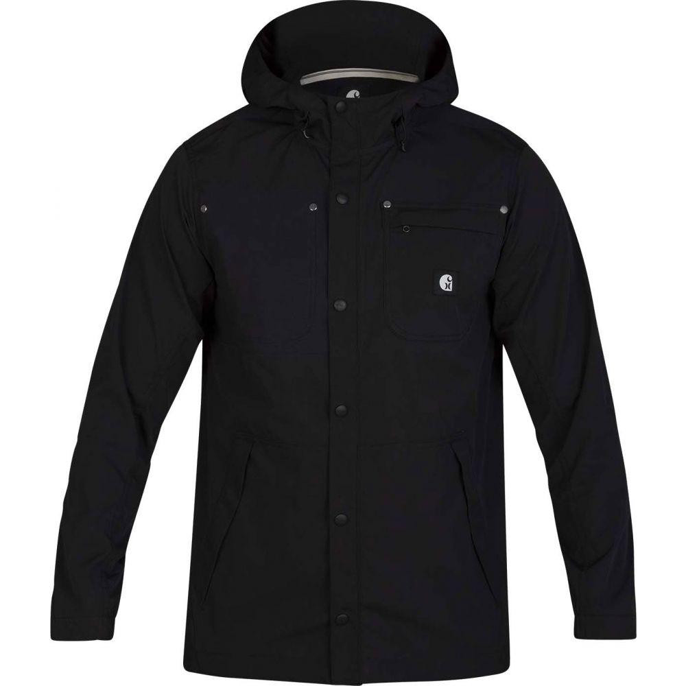 ハーレー Hurley メンズ ジャケット アウター【Carhartt Jacket】Black