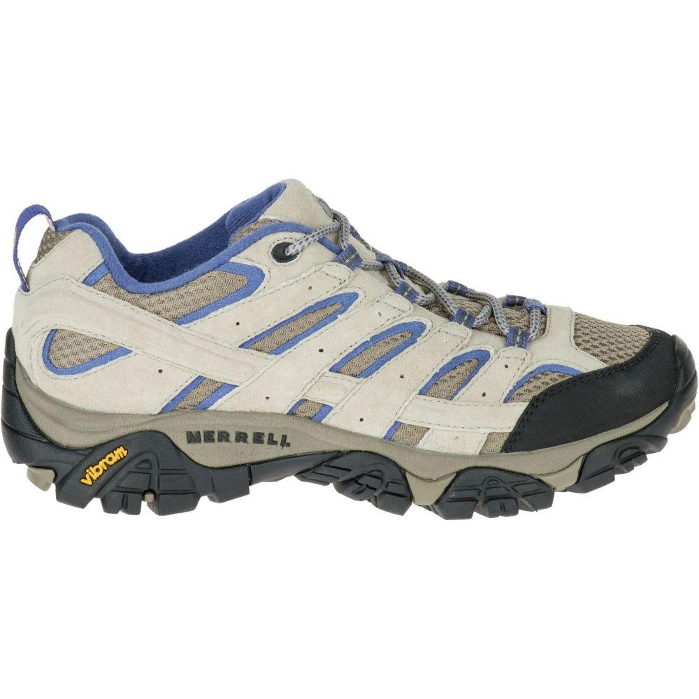 メレル Merrell レディース ハイキング・登山 シューズ・靴【Moab 2 Ventilator Hiking Shoes】Alumimum